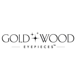 Gold & Wood lunettes
